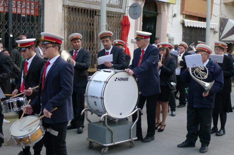 Orkiestra na procesji