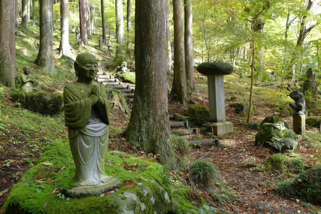 Japonia, niezwykłe miejsce - świątynia koło Hakonekone, Japonia