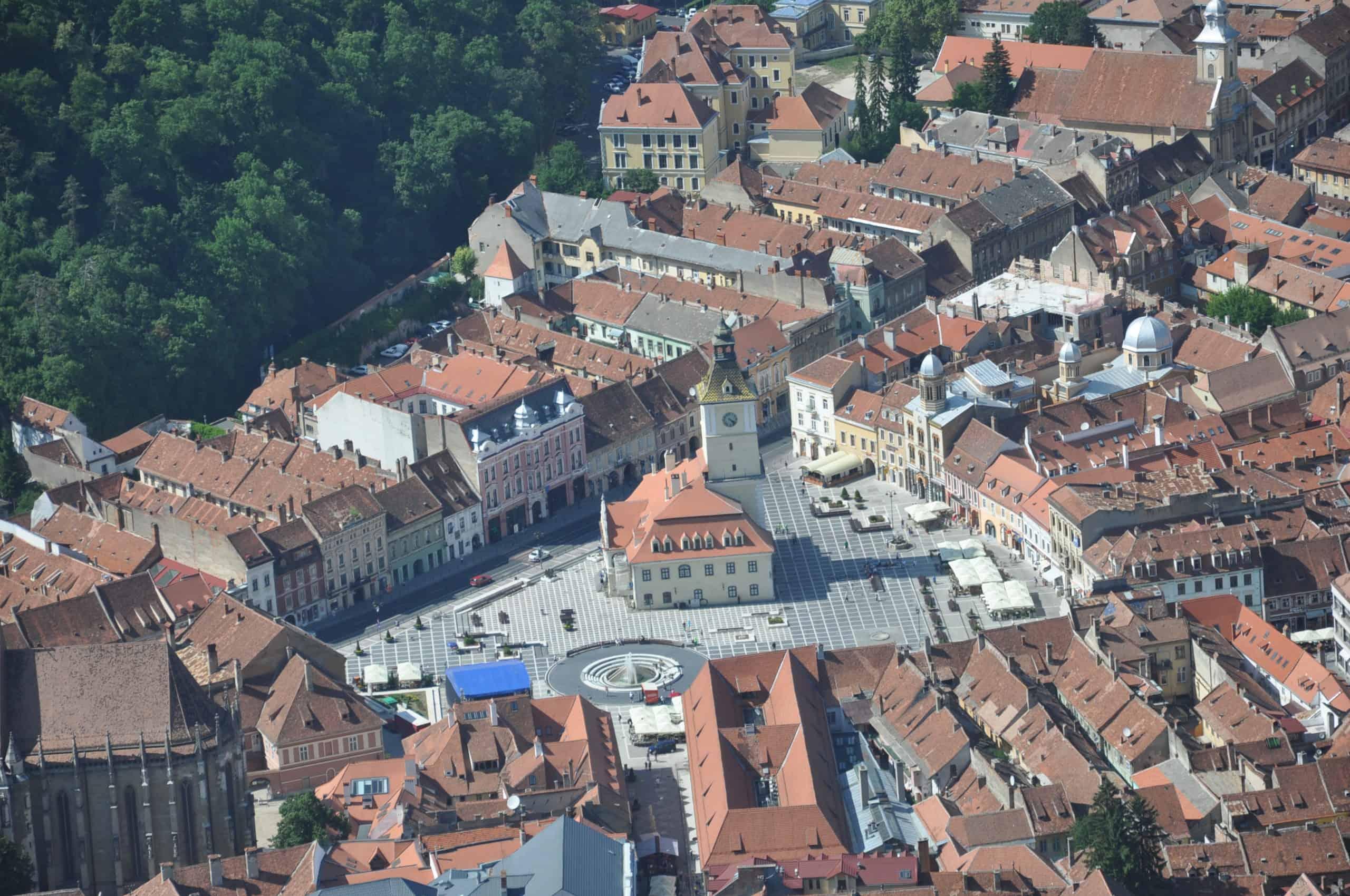 Brasov, Transylwania