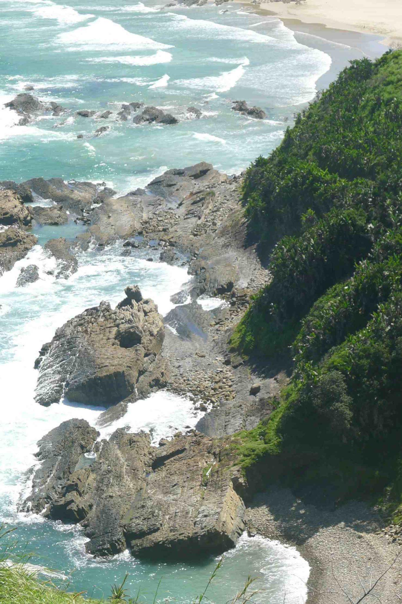 Wzburzony Ocean Indyjski