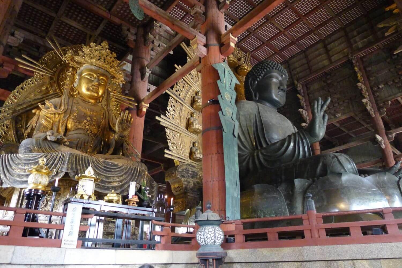 Todj-ji w Narze - niezwykłe miejsca Japonia