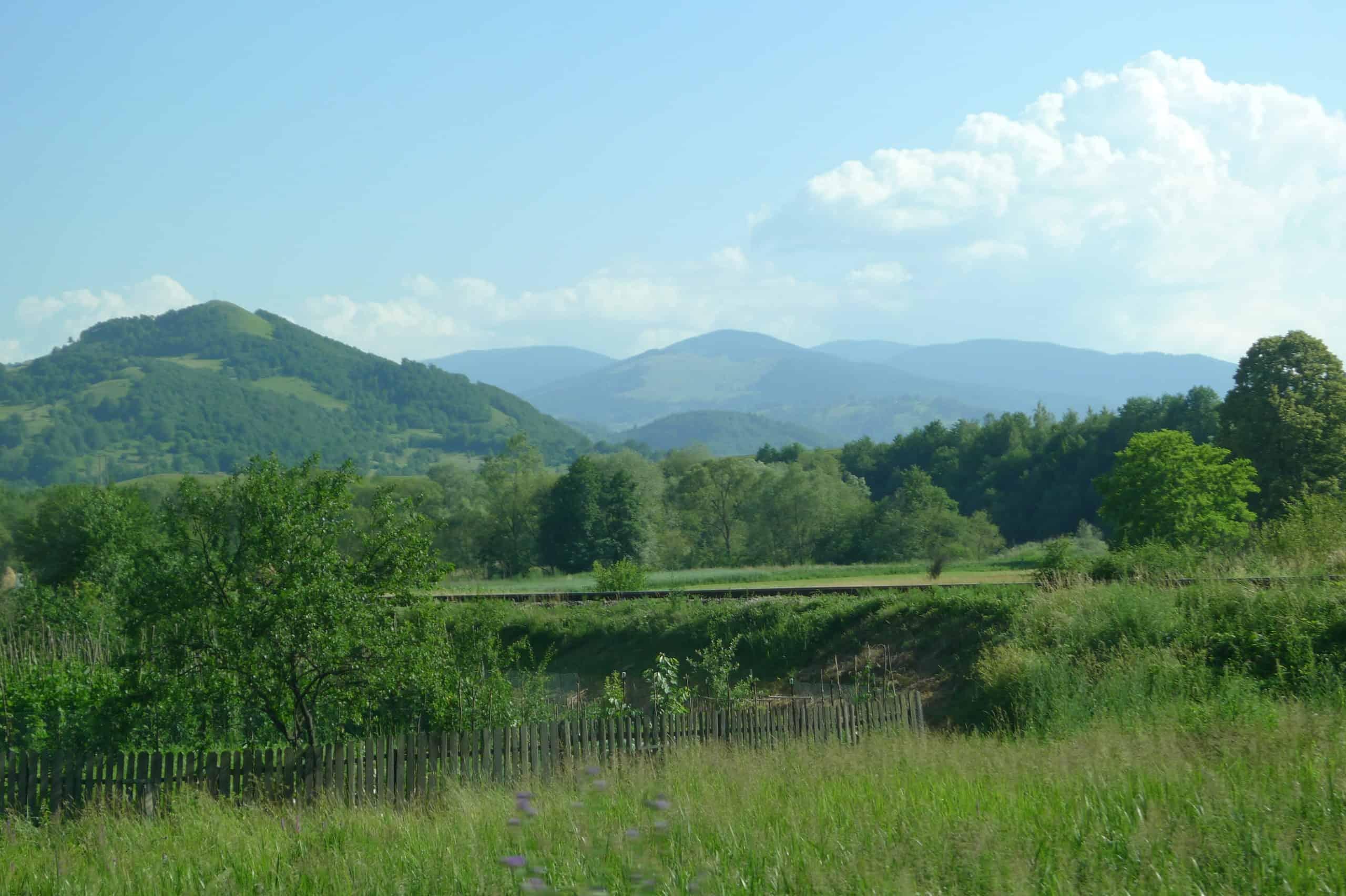 Karpaty Transylwania