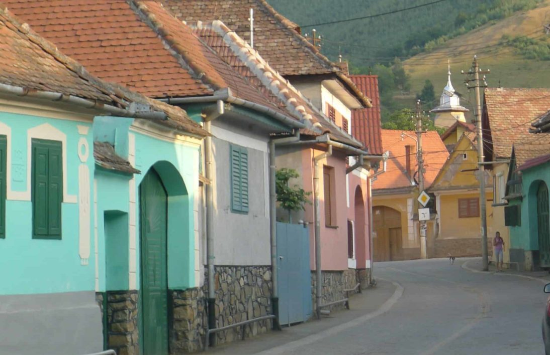 Kolejna wieś saska w Transylwanii
