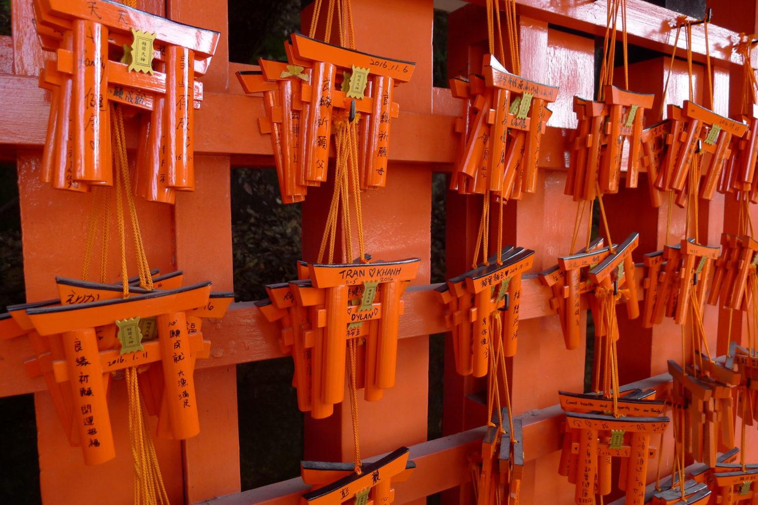 Tabliczki wotywne Japonia