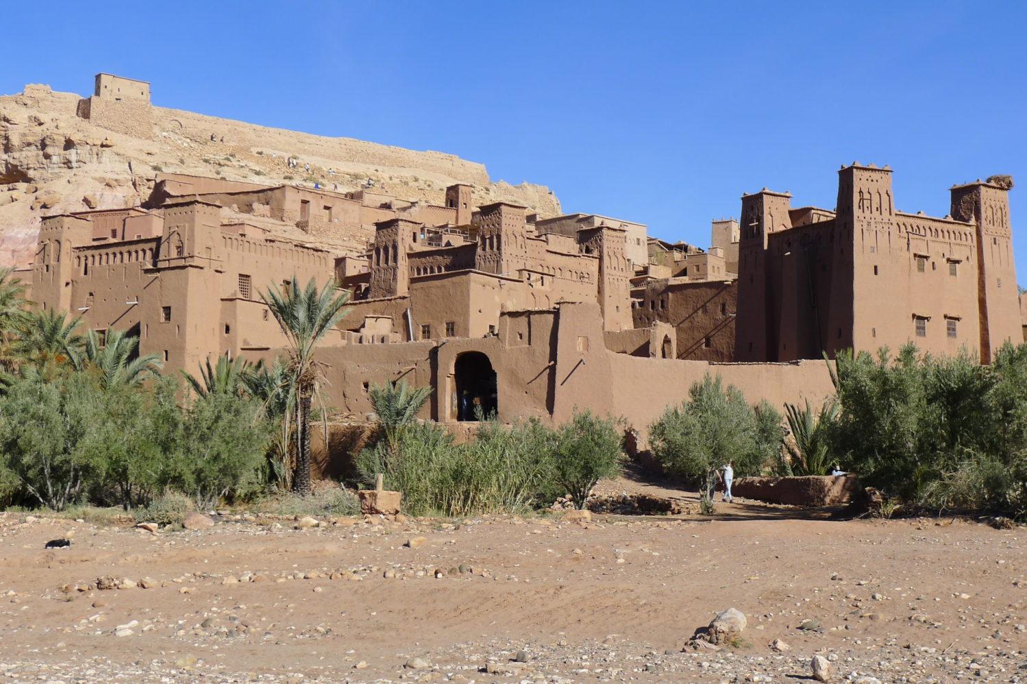 Ait Bin Haddou, Południowe Maroko