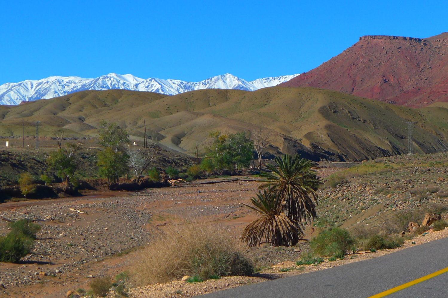 Kolory Południowego Maroka