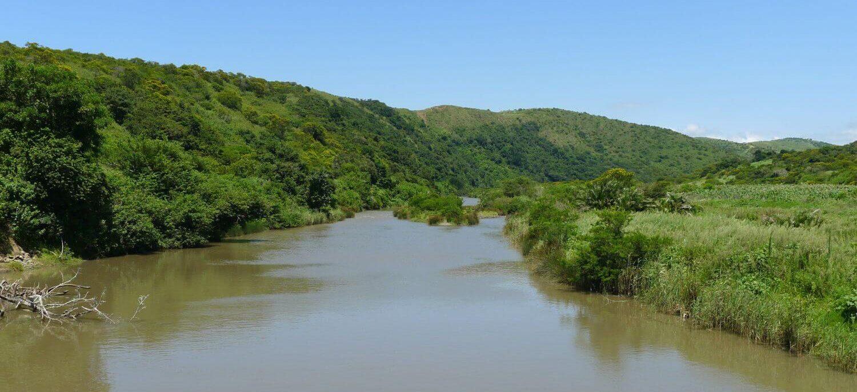 Rzeka na Dzikim Wybrzeżu