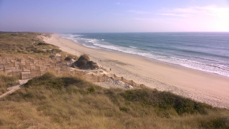 Atlantyk Północna Portugalia