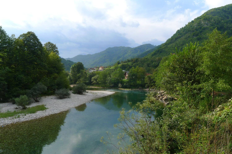 Szmaragdowa rzeka Neretva, Bośnia