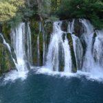 Wodospad w Martin Brod
