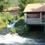 wieś Martin Brod Bośnia