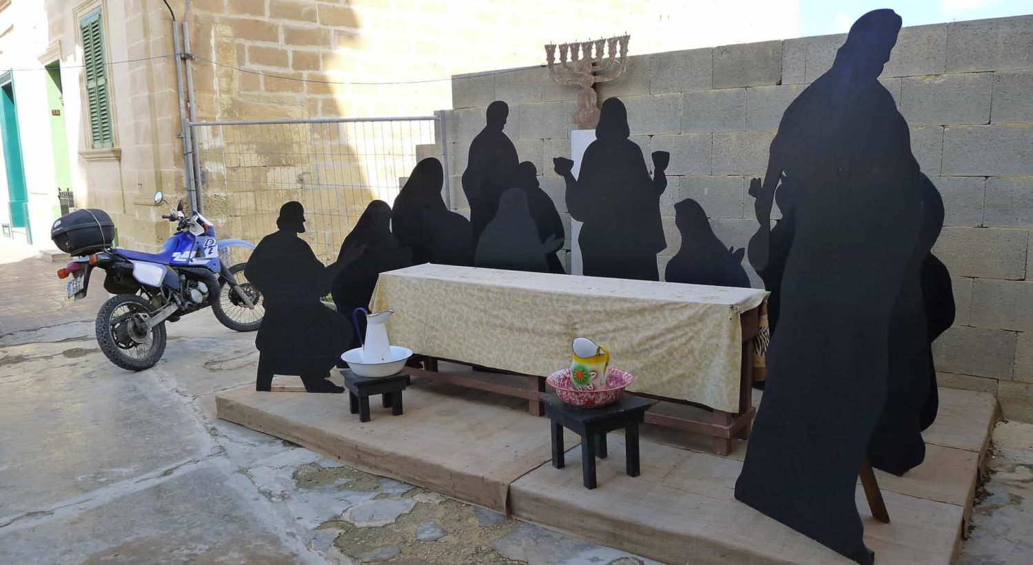 Wielkanoc na Malcie i Gozo - virja