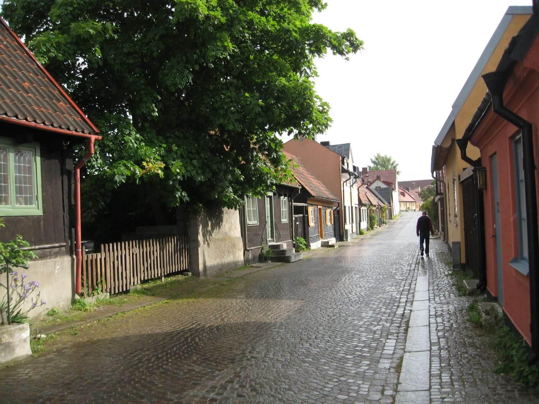 Visby Gotlandia