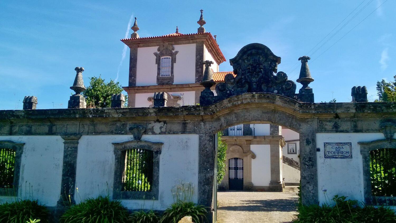 Dawne majątki ziemskie Minho Portugalia