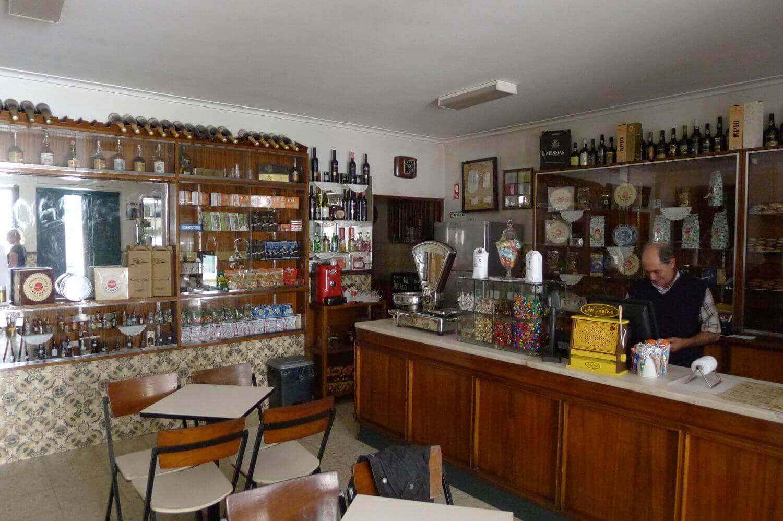 Cukiernia jak z lat 50-tych w Arcos ed Valdevez