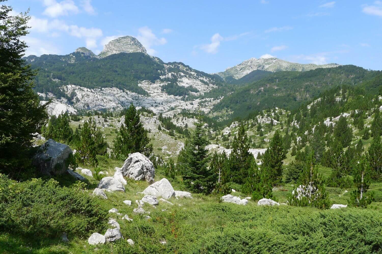 Masyw Prenj Bośnia