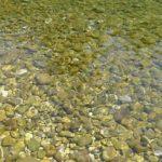 Iealnieieprzejrzysta woda w Neretva