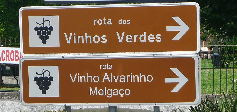 Szlak Zielonego WIna Minho Portugalia