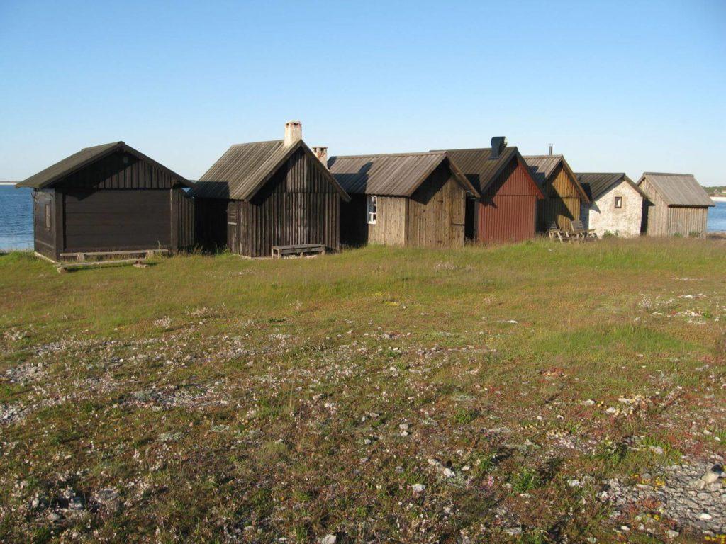 Rybacka wieś na Faro