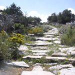 Trasa przez Paros