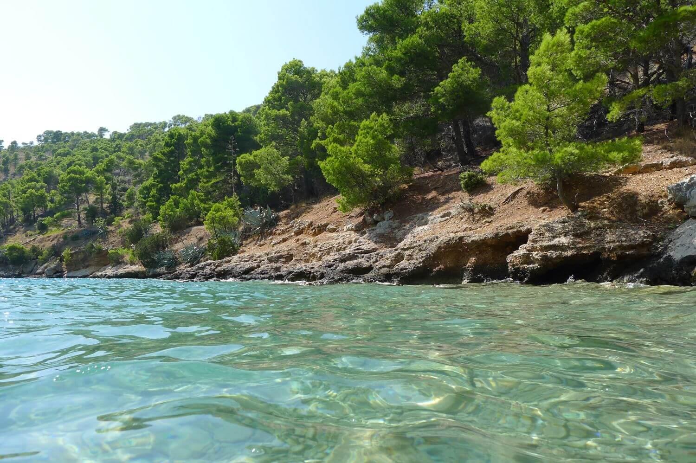 Adriatyk, wyspa Brać