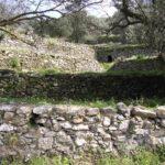 Kamienne murki na Naxos