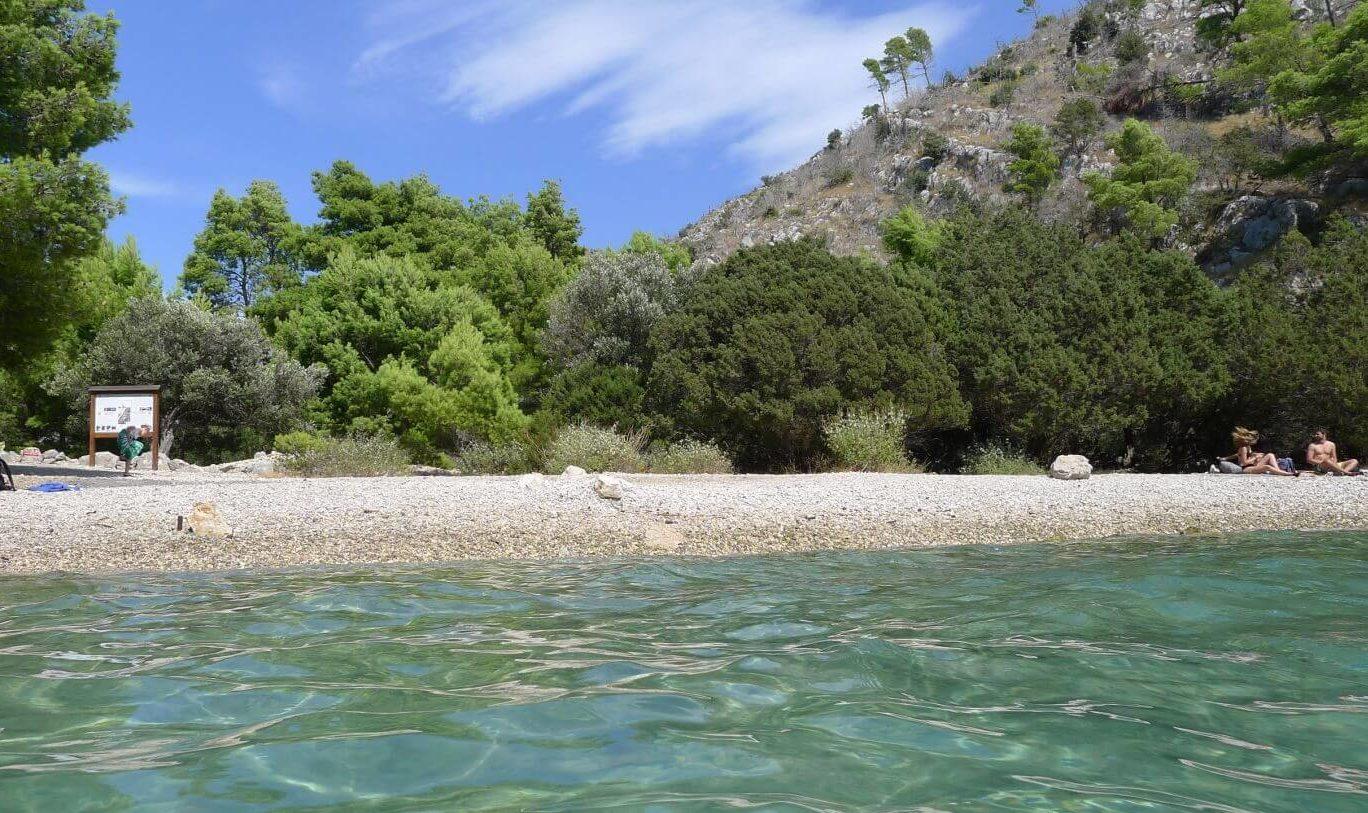 Plaża Blaca, wyspa Brać
