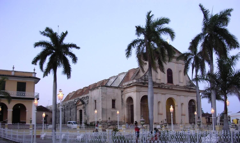 Plac Mayor Trinidad Kuba